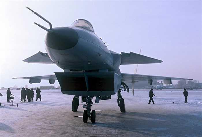 Nguyên mẫu máy bay chiến đấu đa chức năng Dự án 1.44 của MiG