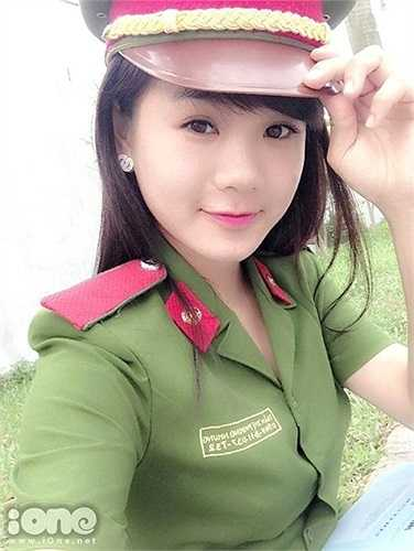 Phương Nhung là cô bạn từng được nhiều bạn trẻ biết đến khi từng tham gia bộ phim truyền hình Chạm tay vào nỗi nhớ.