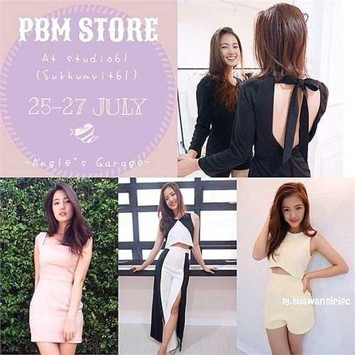 Sinh năm 1989 và là một trong số những hot girl đời đầu nhưng đến nay Bua vẫn là cái tên được giới trẻ Thái Lan yêu thích. Cô nàng được mệnh danh là 'hot girl Instagram' với lượng follow thuộc hàng Top nhờ phong cách đơn giản mà sành điệu.