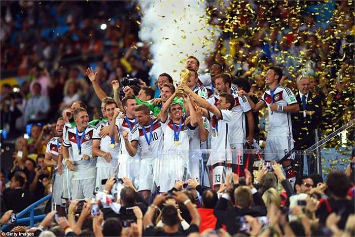 World Cup cũng là từ khóa được tìm kiếm nhiều thứ 2 trong năm trên khắp toàn cầu. Trong khi đó trận bán kết World Cup 2014 giữa Brazil và Đức là trận đấu được tìm kiếm để xem nhiều nhất năm.