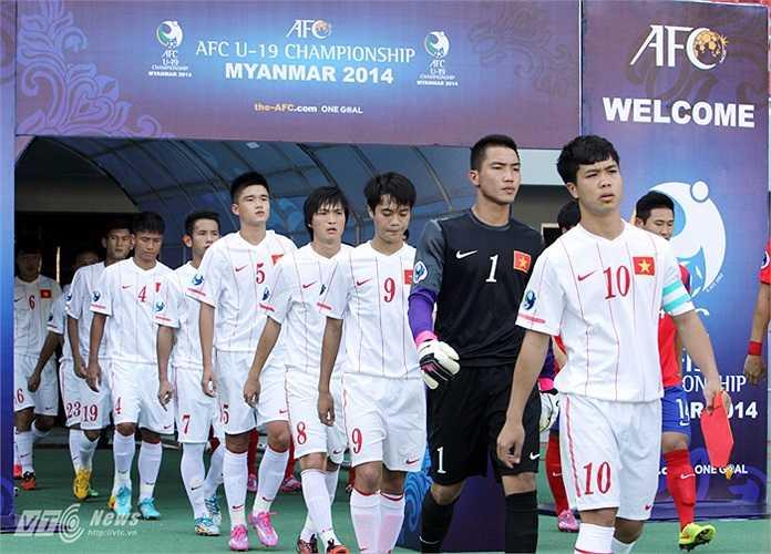 Đứng thứ 2 trong mục tìm kiếm ở Việt Nam lĩnh vực thể thao chính là U19 Việt Nam.