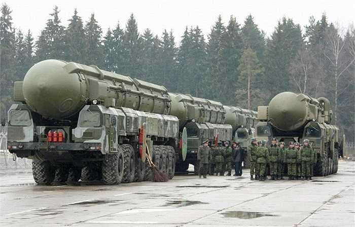 Tên lửa Topol-M