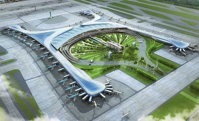 Sân bay quốc tế Incheon ở Seoul, Hàn Quốc - sân bay nổi tiếng là một trong những nơi mua sắm tốt nhất khu vực châu Á - đang trong quá trình xây dựng thêm một nhà ga mới dự kiến đi vào hoạt động vào năm 2018.