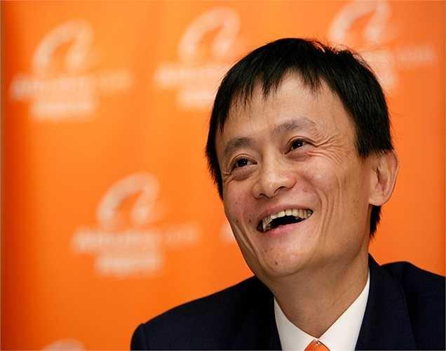 Người sáng lập  và là nhà điều hành thương hiệu Alibaba – JackMa là người kiếm tiền nhiều nhất năm 2014. Theo đó, tổng tài sản ròng của ông Ma đã đạt hơn 29 tỷ USD tăng khoảng 18 tỷ USD so với năm ngoái.
