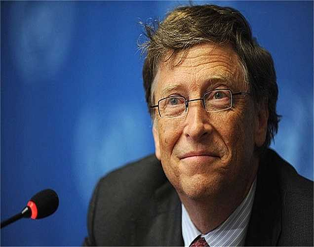 Còn tỷ phú Bill Gates đứng thứ 3, tổng tài sản ròng đạt 83,5 tỷ USD tăng 10,5 tỷ USD so với năm ngoái.