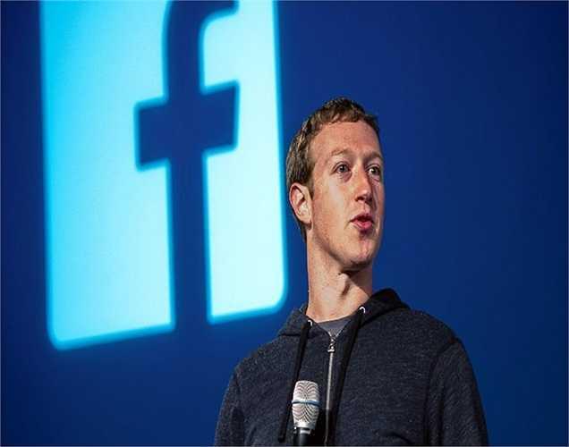 Tài sản của Giám đốc điều hành Facebook Mark Zuckerberg đứng ở vị trí thứ 4 với mức tăng 8,4 tỷ USD lên mức 33,1 tỷ USD.