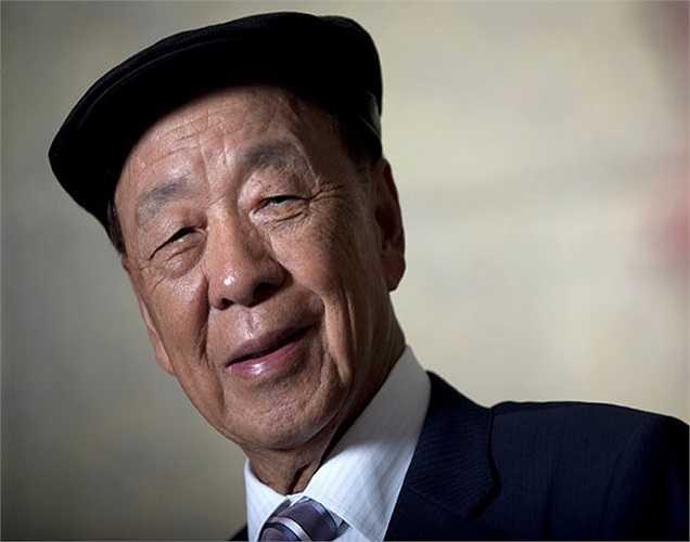 Đại gia ngành Casino Hongkong (Trung Quốc) - Lui Chee Woo 'bốc hơi' tài sản 5,5 tỷ tức 28% tổng tài sản.