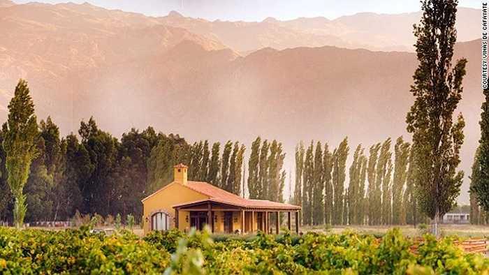 Thị trấn Salta (Argentina) với cảnh sắc đẹp và nhà máy rượu vang từ lâu đời nhưng ít được khách du lịch chú ý. Tuy nhiên, một số tiền đã được đổ vào thị trấn để biến nơi đây thành điểm du lịch hấp dẫn.