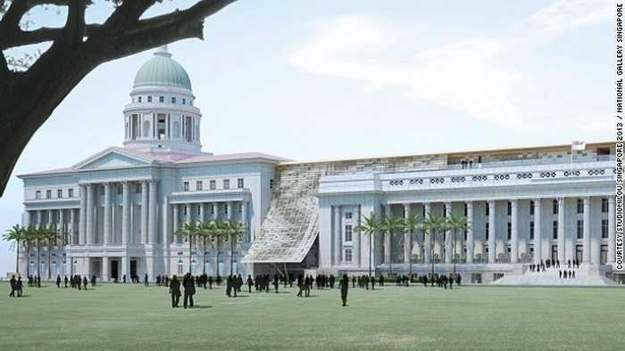 50 năm Quốc khánh Singapore sẽ diễn ra với nhiều chương trình hấp dẫn và màn pháo hoa ấn tượng.