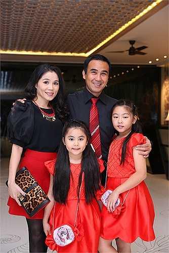 Gia đình MC Quyền Linh