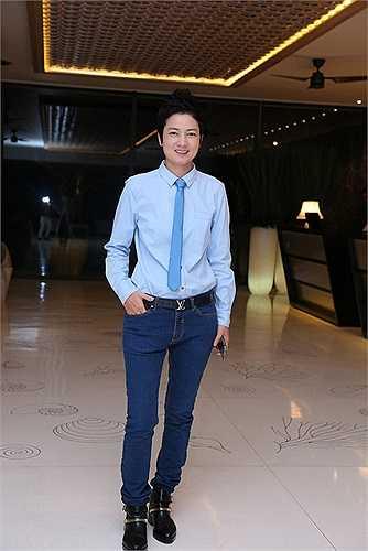 Cựu người mẫu Thuý Vinh cũng có mặt tại sự kiện