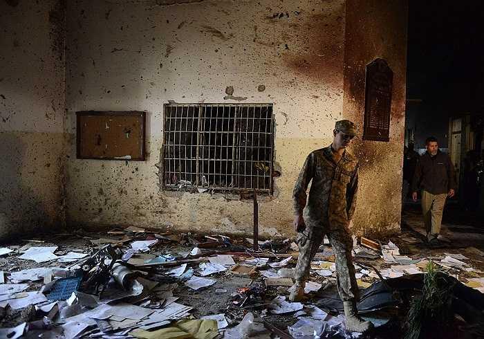 Trong vài tháng qua, quân đội Pakistan đã mở nhiều cuộc tấn công vào khu vực biên giới giữa nước này với Afghanistan - nơi lâu nay là chốn trú ngụ của phiến quân Taliban.