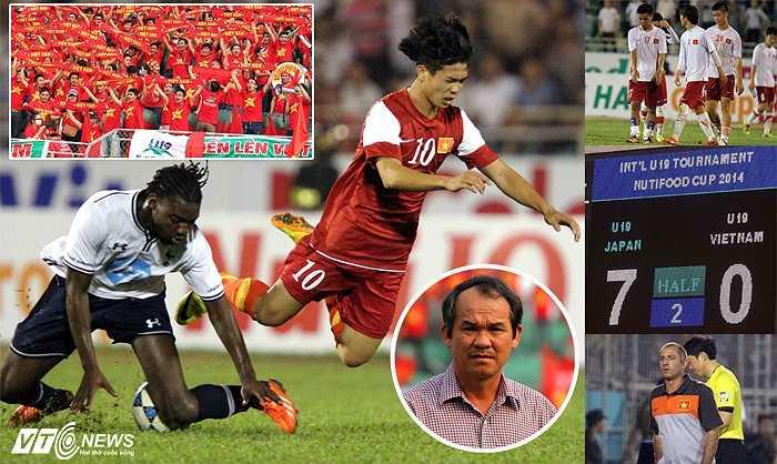 Tháng 1/2014, U19 Việt Nam mở đầu một năm gây bão bằng giải U19 Quốc tế tại TP.HCM và trên mặt cỏ Thống Nhất, Công Phượng và đồng đội nhận được những 'cú đấm' đầu đời.