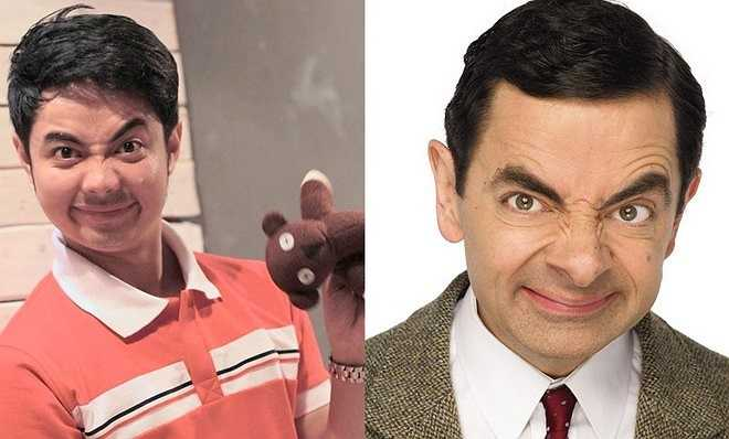 Mới đây, dân mạng vừa phát hiện ra một chàng trai giống Mr. Bean - nhân vật hoạt hình nổi tiếng do diễn viên Rowan Atkinson thủ vai,  từ dáng đi, điệu bộ, nét mặt, cách làm trò hài hước lên đến 90%. Anh là Lê Thanh Tú, sinh năm 1989 sống tại Đà Nẵng.