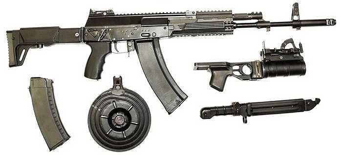 Phiên bản AK-12 hiện đại