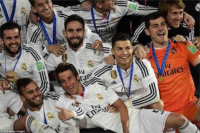 Đánh bại San Lorenzo vào rạng sáng nay, Real đã lần thứ 4 khắc tên mình lên lịch sử giải đấu, và là lần đầu cho phiên bản mới.