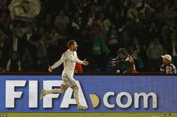 Bàn thắng ở trận đấu này cũng là bàn thứ 3 của cá nhân Bale tại các trận chung kết lớn, trước đó anh đã lập công tại chung kết Champions League và chung kết Cúp Nhà vua.