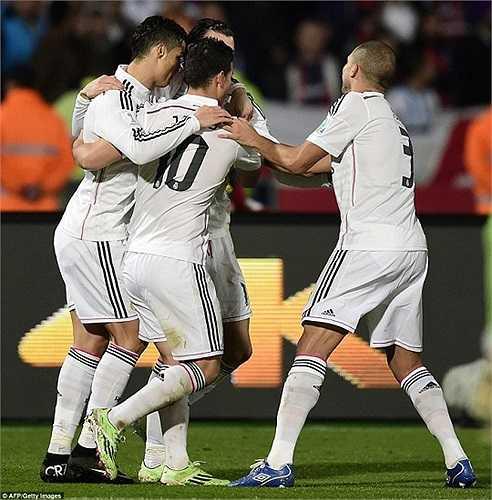 Chiến thắng này giúp Real kéo dài chuỗi trận toàn thắng lên 22, qua đó tiến gần hơn nữa tới kỷ lục được Guinness công nhận của Coritiba (Brazil, 24 trận thắng liên tiếp)