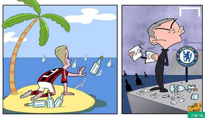 Mourinho từ chối lời cầu cứu của Torres.