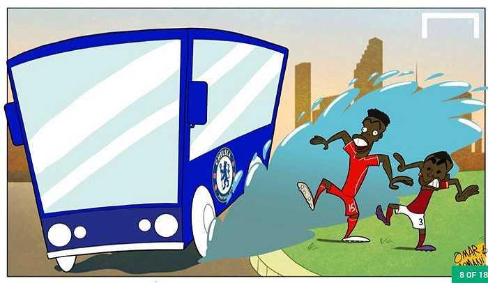 Những cựu cầu thủ Chelsea không thể giành chiến thắng trong màu áo Liverpool