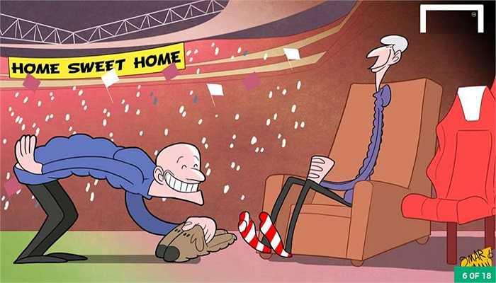 Wenger sẽ có cuộc tái ngộ Monaco, đội bóng ông từng dẫn dắt
