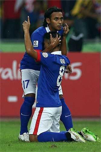 Niềm vui của Malaysia khi lội dòng nước ngược