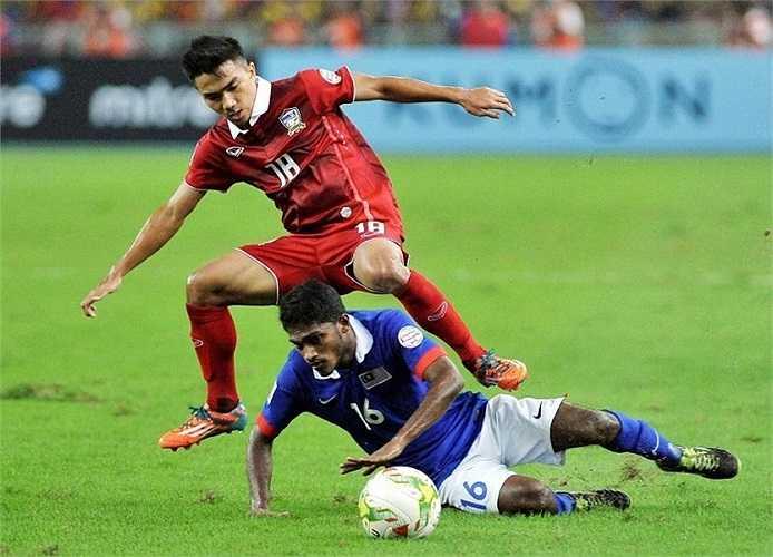 Malaysia là tập hợp những cầu thủ gạo cội, giàu kinh nghiệm