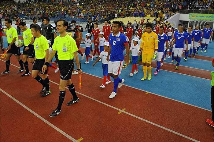 Nhiều người đã nghĩ Thái Lán sẽ dễ dàng vô địch sau chiến thắng 2-0 ở lượt đi