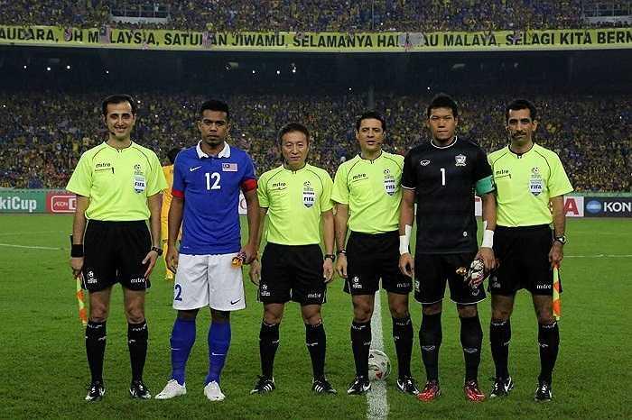 Malaysia đã bắt đầu hành trình đặc biệt của mình