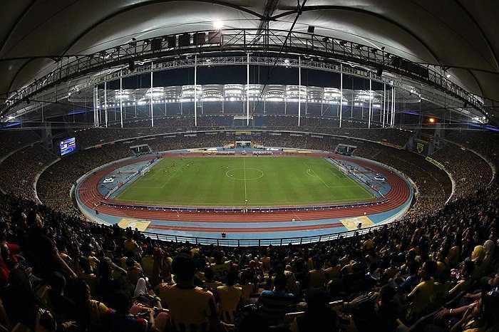 Nguồn hậu thuẫn tinh thần cực lớn của fan Malaysia đã suýt chút nữa tạo nên cơn địa chấn ở AFF Cup