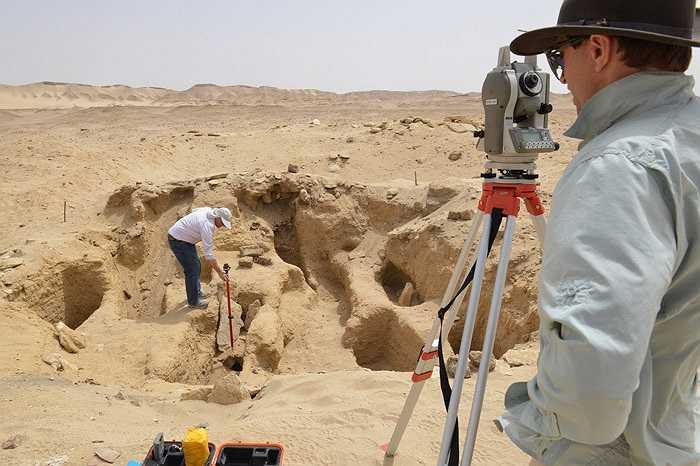Các nhà khảo cổ cho rằng, các xác ướp này có tuổi đời khoảng 1.300 đến 2000 năm, vào khoảng thế kỷ 1 đến 7, khi Ai Cập đang bị thống trị bởi La Mã.