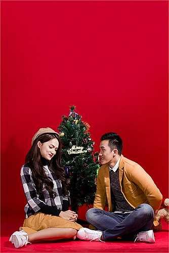 Cặp đôi đáng yêu này ngày càng khiến khán giả yêu thích vì tình cảm dành cho nhau và ngoại hình khá xứng đôi