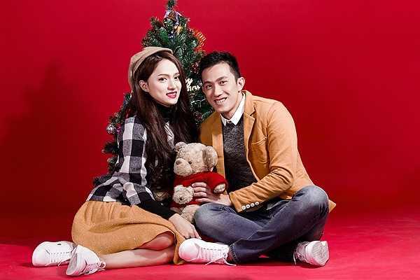 Vừa qua, Hương Giang Idol và Criss đã tạo nên cơn sốt khi công bố tình cảm và chính thức sống chung.