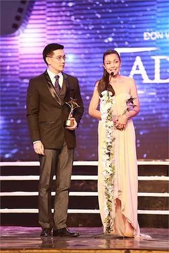 Nam diễn viên Richard Yap và nữ diễn viên Jodi Sta.Maria là Nam & Nữ diễn viên nước ngoài được yêu thích nhất