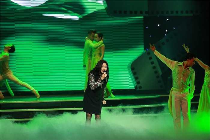 Thanh Lam mang đến ca khúc 'Gọi anh' sâu lắng.