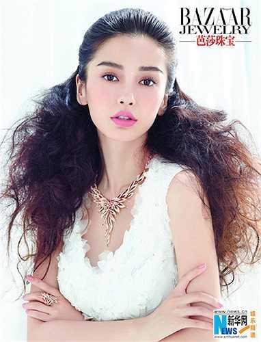 Cô là một trong những mỹ nữ xinh đẹp nhất nhì của Cbiz