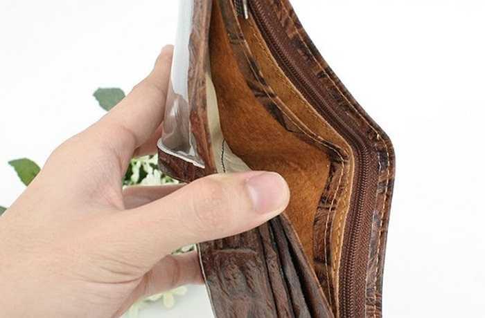 Một chiếc ví xinh xắn để sẵn tấm hình của bạn để người ấy luôn nhớ tới bạn