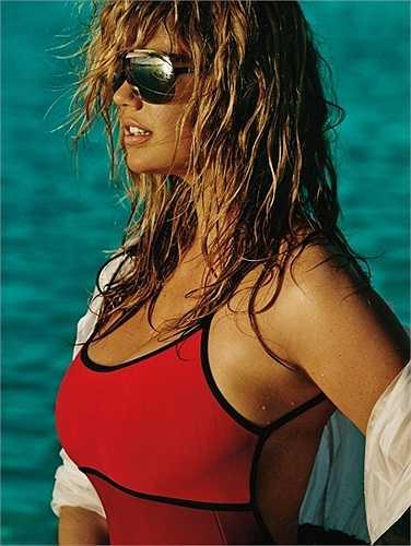 Kate Upton nổi lên như một trong những người mẫu thành công nhất hiện nay