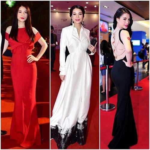 Nữ diễn viên Trương Ngọc Ánh luôn thể hiện được đẳng cấp của mình mỗi khi xuất hiện trên thảm đỏ.