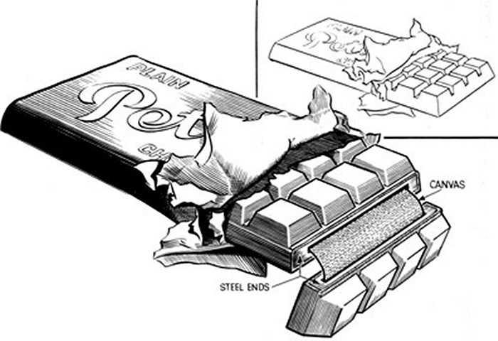 Âm mưu kỳ lạ của Đức Quốc Xã nhằm ám sát thủ tướng Anh bằng cách sử dụng bom chocolate