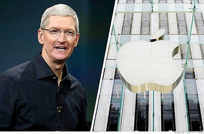 1. Tim Cook – Apple    CEO Tim Cook của Apple được trang CNN bình chọn là CEO của năm 2014. Trong năm nay, giá cổ phiếu Apple tăng 40% và gần đạt mức cao nhất trong lịch sử, nhờ tung ra loạt iPhone mới cùng dịch vụ Apple Pay. Năm 2015, hãng công nghệ này chuẩn bị ra mắt đồng hồ thông minh Apple Watch. Cook đảm nhiệm vị trí CEO khó nhất nước Mỹ, bởi ông phải chứng minh rằng Apple sẽ vẫn duy trì được phong độ tiên tiến sau khi nhà sáng lập Steve Jobs mất đi. Và ông đã làm được điều đó.