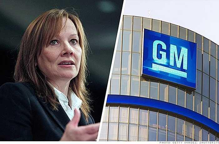 4. Mary Barra – GM    2014 là một năm không suôn sẻ với Mary Barra trong cương vị mới. Bà không có nhiều thời gian để ăn mừng khi trở thành nữ CEO đầu tiên của GM, bởi không lâu sau đó hãng xe hơi khổng lồ này phải thu hồi lượng lớn sản phẩm. Dù mắc phải nhiều sai lầm trong cương vị này, Barra cũng đã chịu trách nhiệm và thay đổi văn hóa doanh nghiệp của GM.