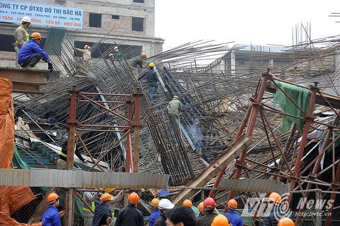 Ngay sau khi vụ tai nạn xảy ra, cơ quan chức năng đã tổ chức quây hiện trường để phục vụ công tác điều tra.