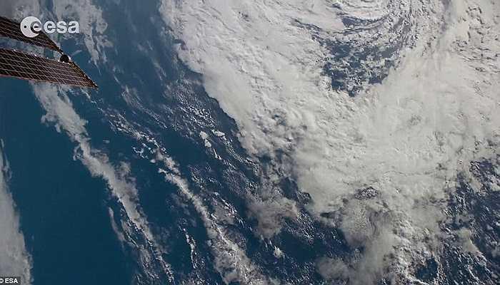 Hình ảnh xanh mượt của bề mặt hành tinh chúng ta