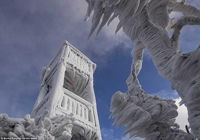 Tòa tháp băng