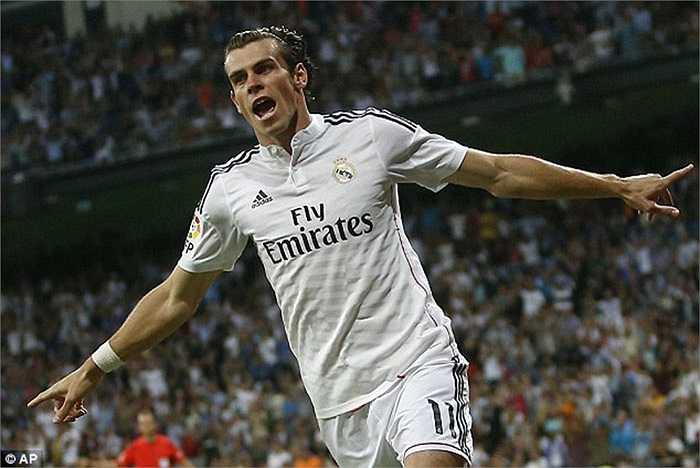 Những tin đồn chuyển nhượng đáng chú ý nhất rơi vào tháng 12 khi Man Utd được cho là rất quan tâm đến Gareth Bale