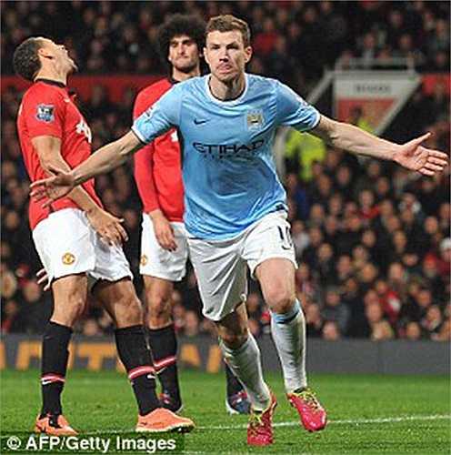 Tháng 3 tồi tệ khép lại bằng trận thua 0-3 trước Man City cũng tại Old Trafford