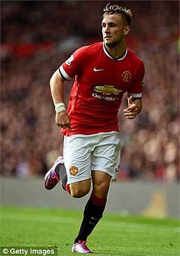 Ngay sau khi đưa Van Gaal làm HLV trưởng, Man Utd tạo ra 2 quả bom tấn chuyển nhượng. Đầu tiên là với hậu vệ trái Luke Shaw