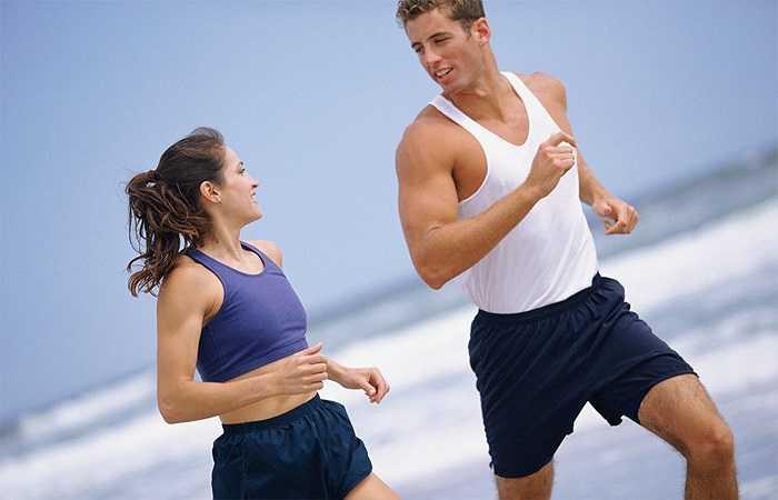 Tập thể dục không đều đặn: Tập thể dục không thường xuyên sẽ khiến cho hiệu quả tập luyện bị giảm sút, cơ thể mệt mỏi, không làm tiêu hao mỡ thừa, dễ gây chấn thương.