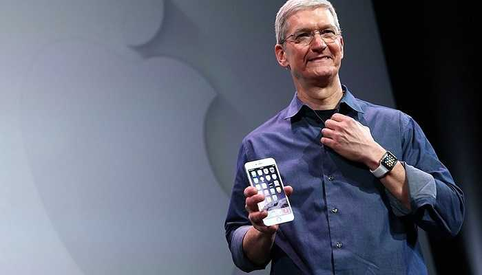 Doanh số bán hàng của iPhone là 74,5 triệu máy trong năm 2014 - gấp 7 lần Microsoft(Nokia) làm được